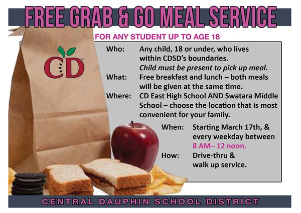 free-meals-covid-19-central-dauphin